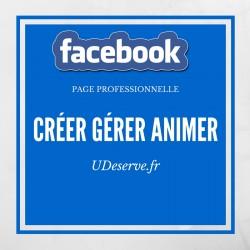 Page facebook UDESERVE.fr