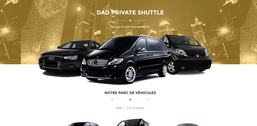 DAD Private Shuttle